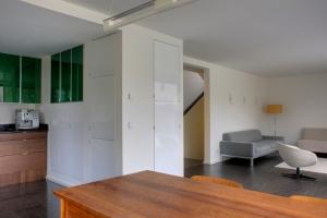 Essplatz, Küche, Wohnraum