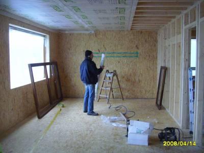 16 kw die d mmung holzhaus fertighaus holzbau anbau umbau passivhaus niedrigenergiehaus. Black Bedroom Furniture Sets. Home Design Ideas
