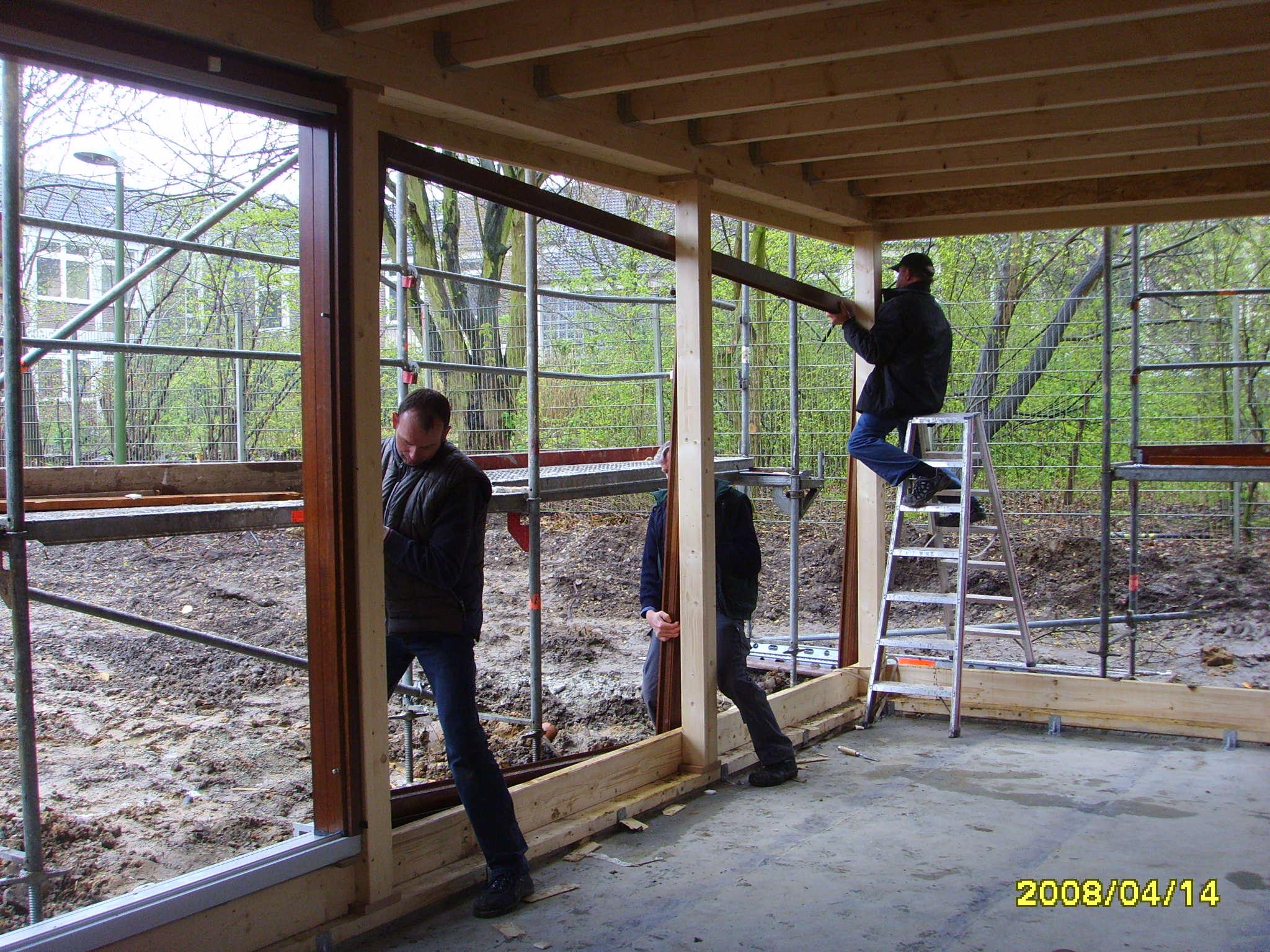 16 kw die fenster holzhaus fertighaus holzbau anbau umbau passivhaus niedrigenergiehaus - Fenster aus polen mit einbau ...
