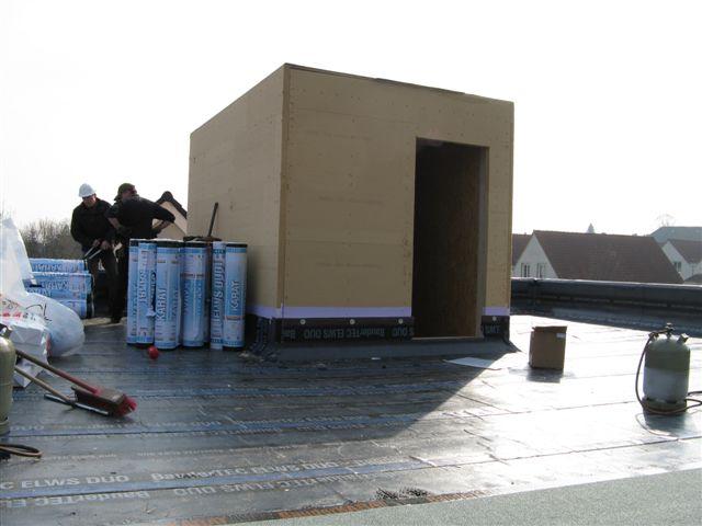 15 kw das dach holzhaus fertighaus holzbau anbau umbau passivhaus niedrigenergiehaus. Black Bedroom Furniture Sets. Home Design Ideas
